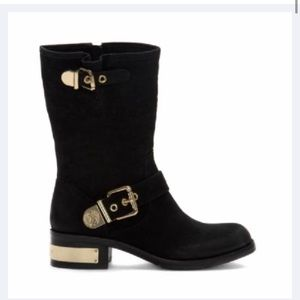 Vince Camuto Winchell mid calf boots